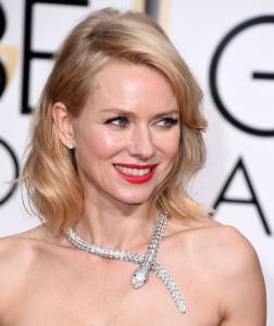 Golden Globes Bulgari Necklace